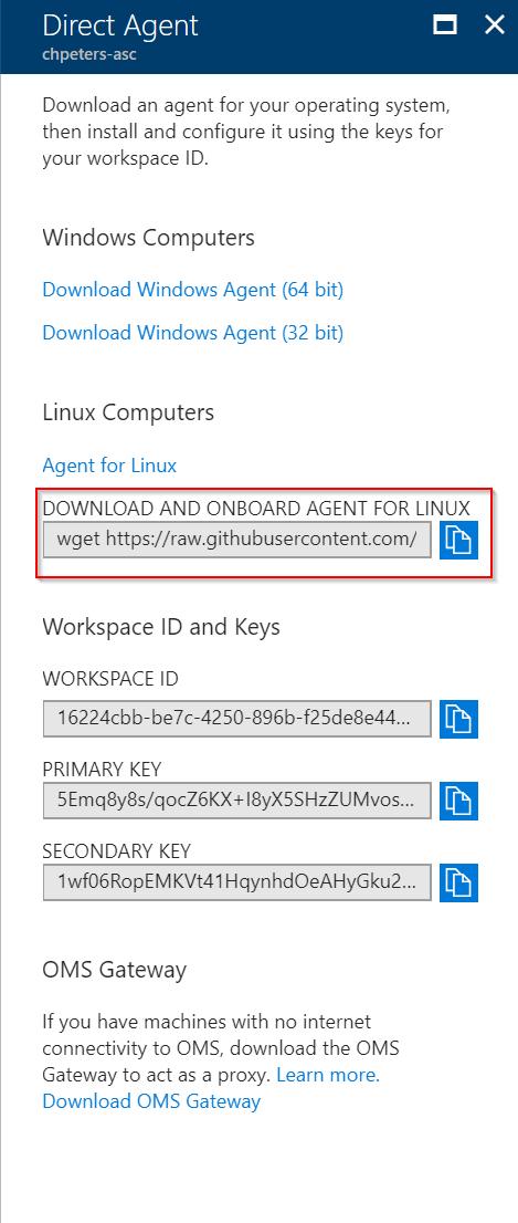linux-agent